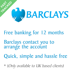 Free Barclays Business Account with 12 months free banking