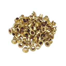 Medium Brass Eyelets x 500